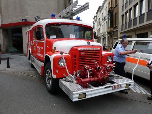Autopompe International Trucks de 1966