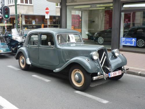 Citroën traction avant 11 légère de 1953